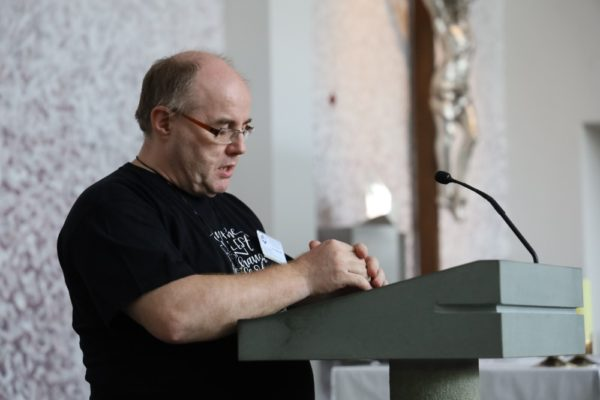 Delegát salesián Petr Košák